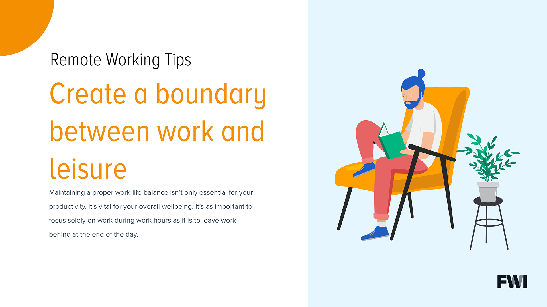 remote work boundary tip horizontal content download